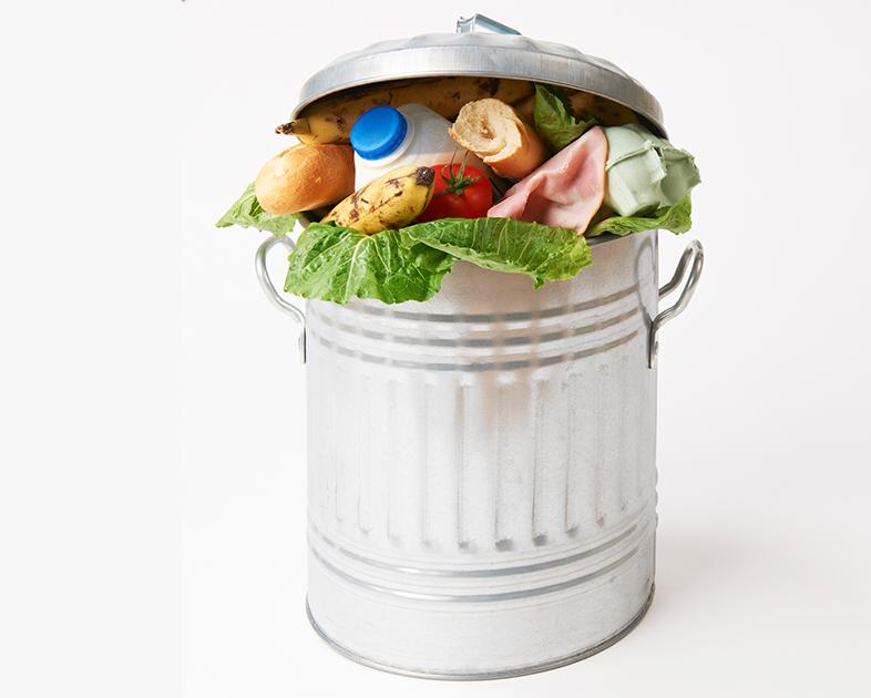 Von Lebensmittelabfall zur Lebensmittelsicherhei