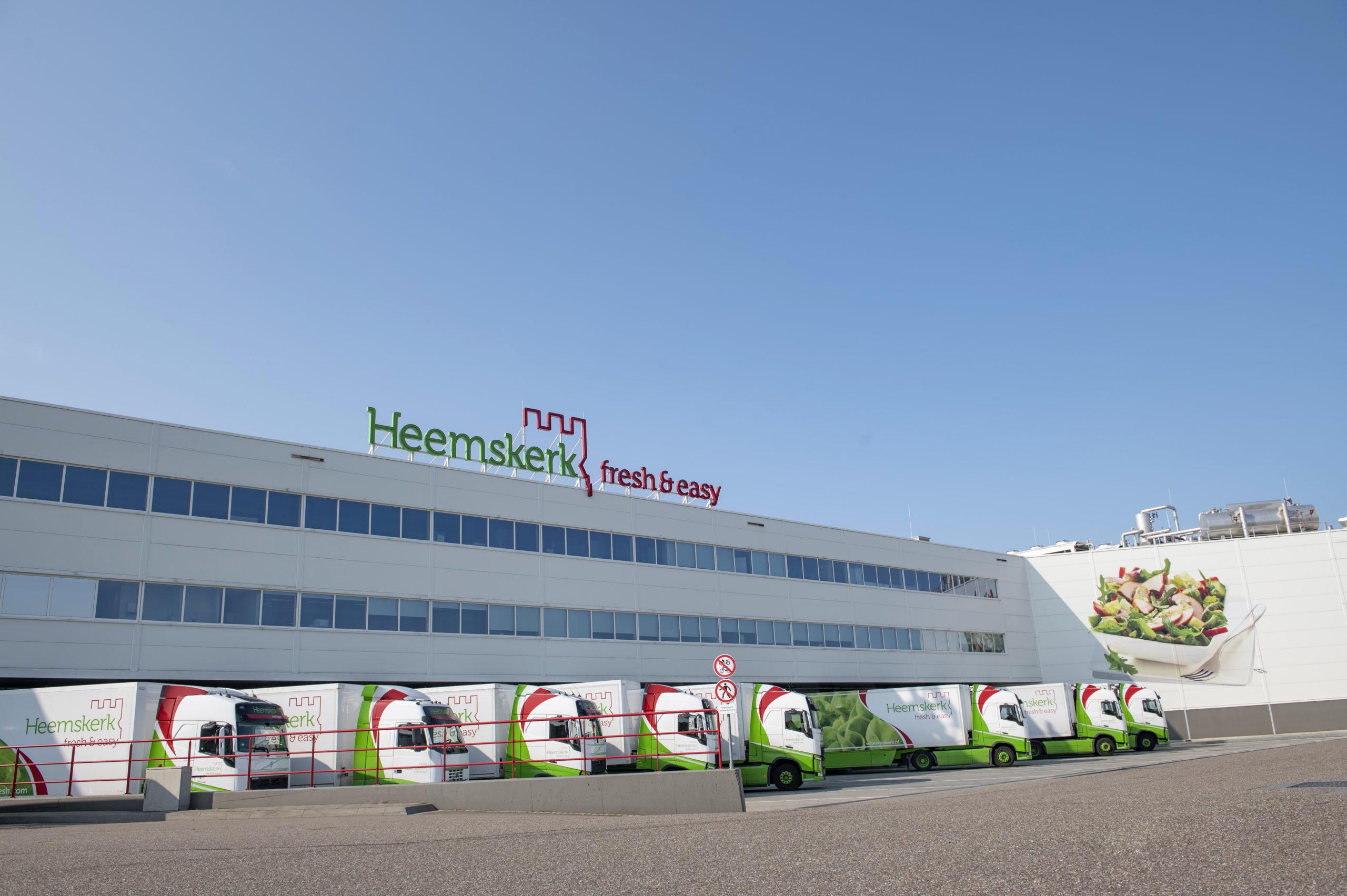 Gullimex und Heemskerk sind Partner bei der Innovation